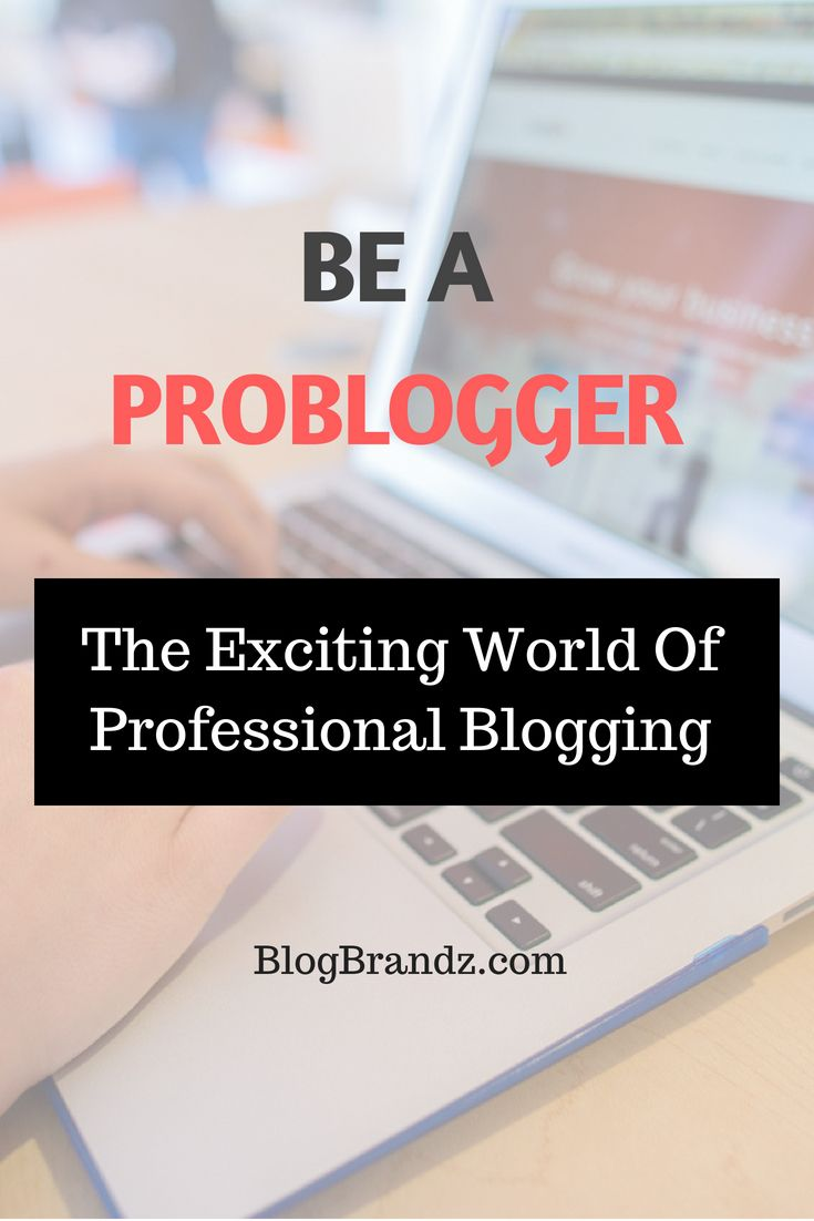 Communication on this topic: How to Be a Professional Blogger, how-to-be-a-professional-blogger/
