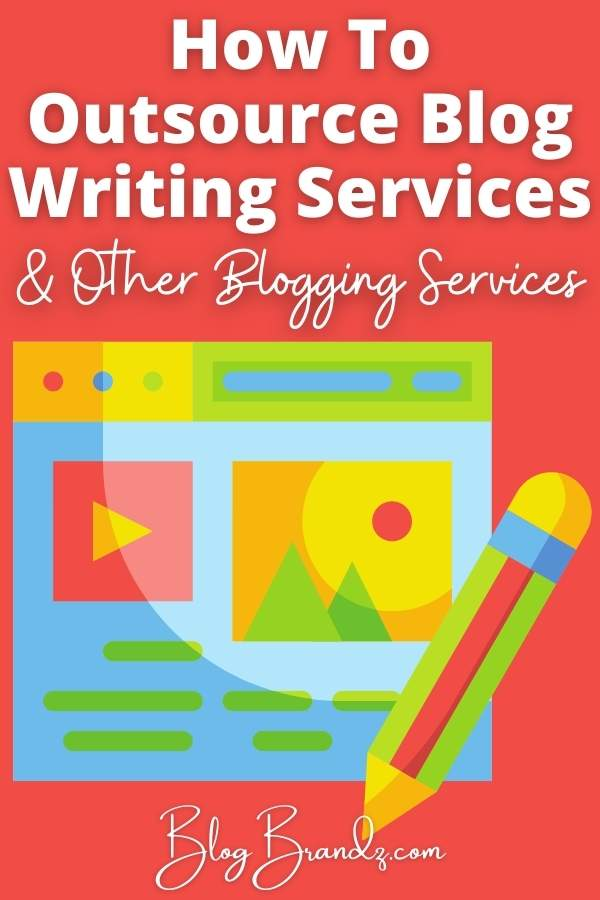 Outsource Blog Writing Services