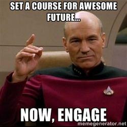Captain Jean Luc Picard Meme