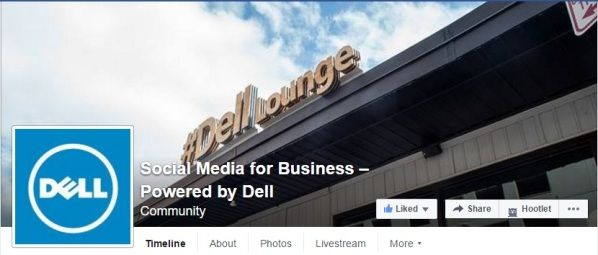 Dell Community Page