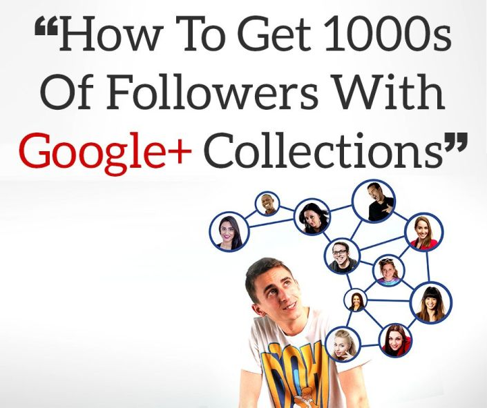 Google Collections Followers