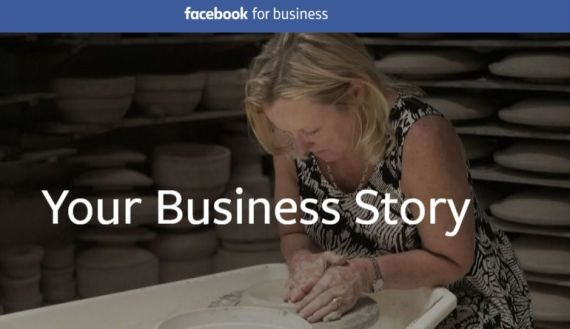 Your Business Story by Facebook