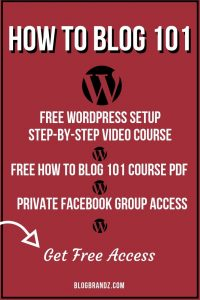 How To Blog Step-By-Step Videos