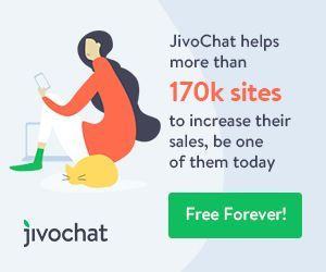 Turn your website visitors into paying customers with JivoChat
