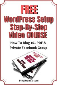 WordPress Setup Step-By-Step Videos