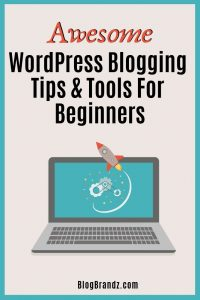 WordPress blogging tips and tools for beginners