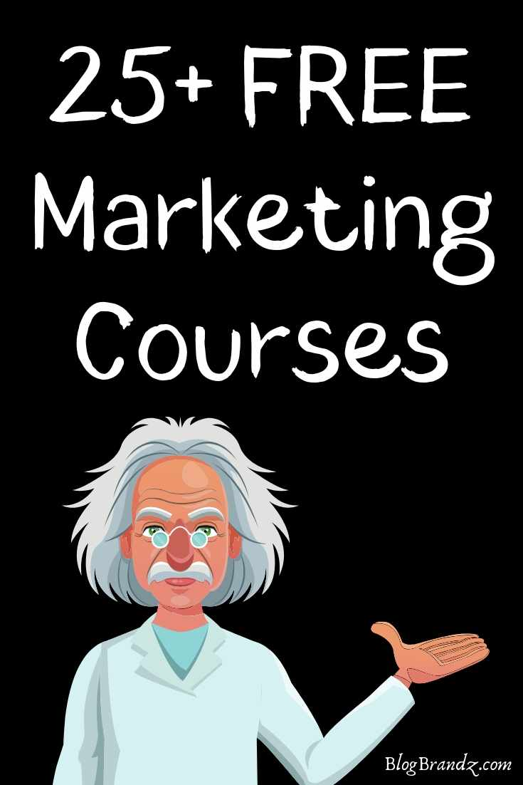 Free Online Marketing Courses