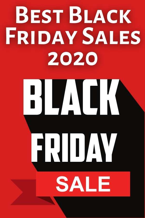 Best Black Friday Sales 2020