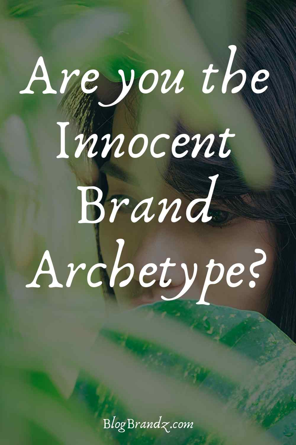 Brand Archetype Innocent
