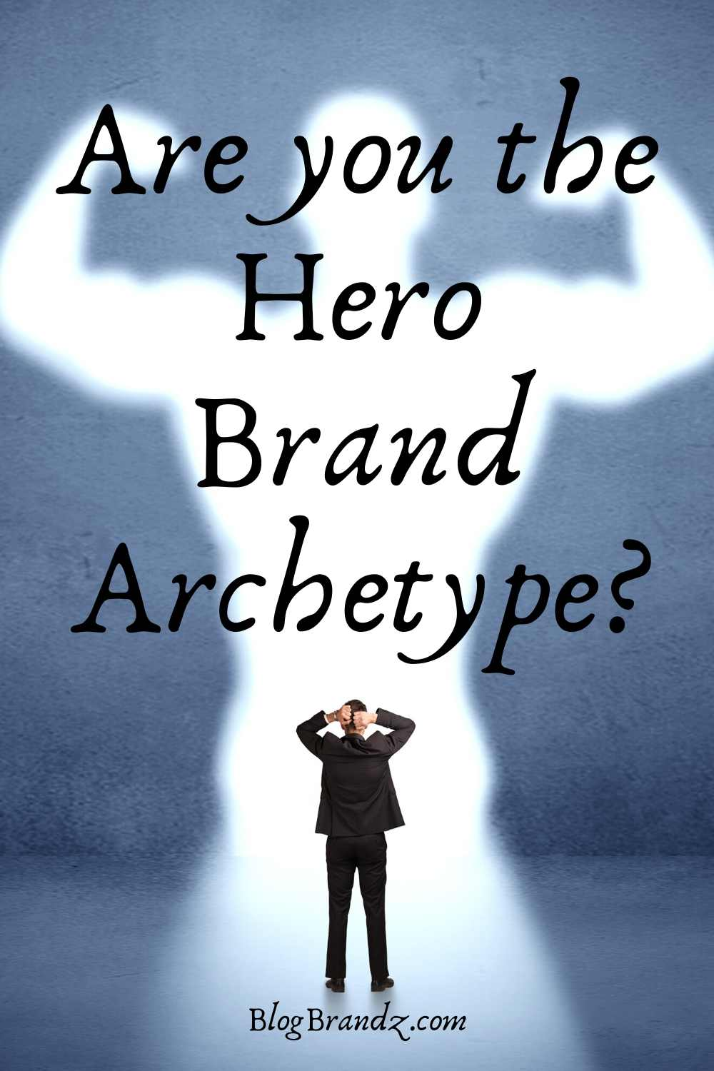 Brand Archetype Hero