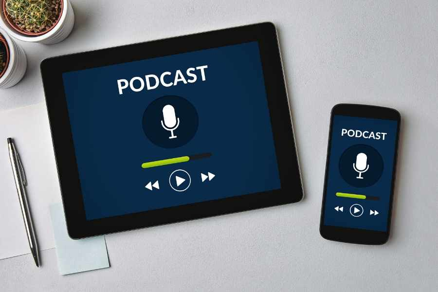 podcasting courses