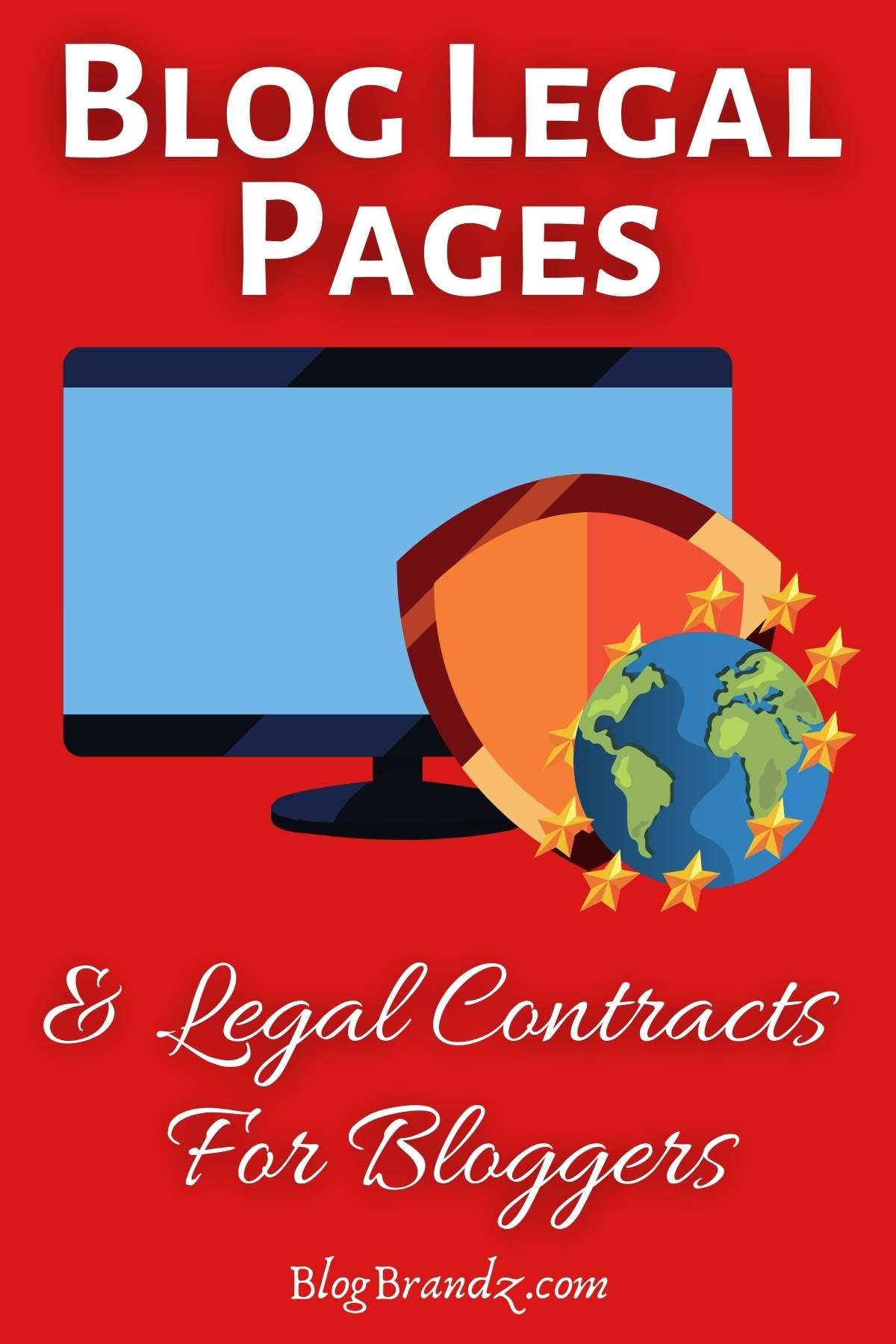 blog legal pages