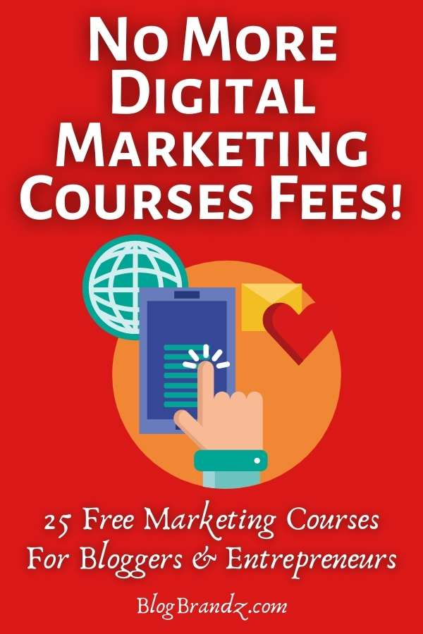 digital marketing courses fees