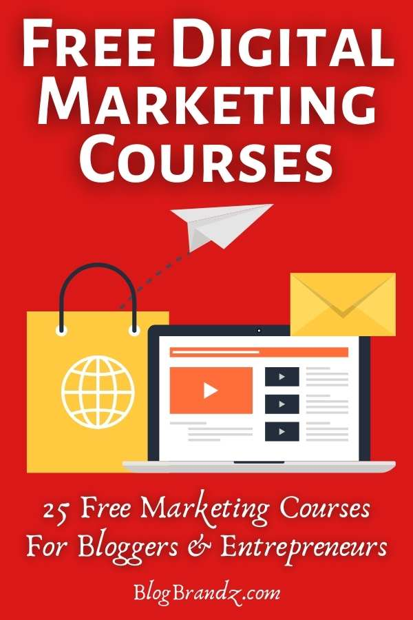 free digital marketing courses