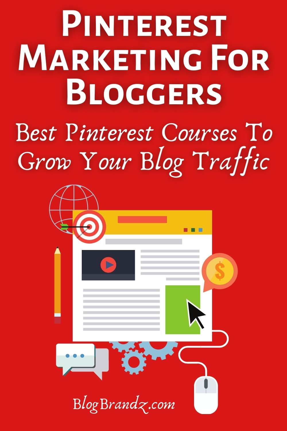 pinterest marketing for bloggers