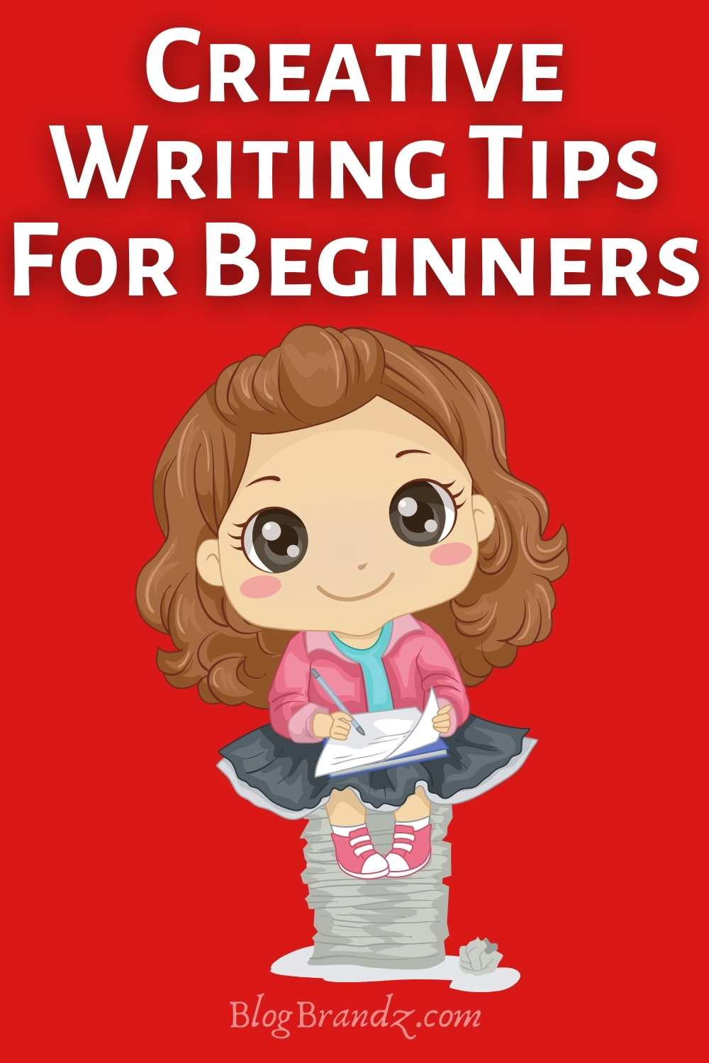 creative writing tips for beginners