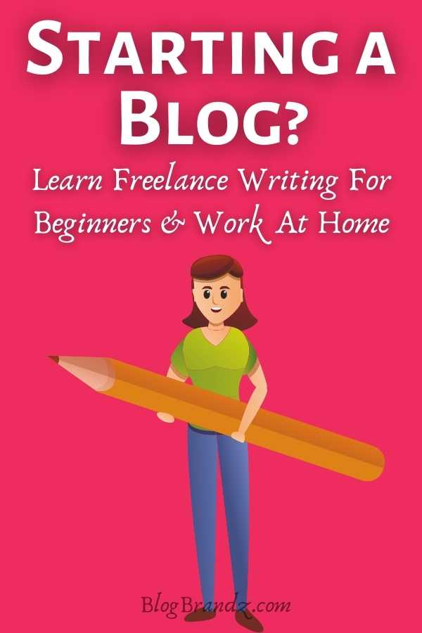Freelance Writing For Beginners