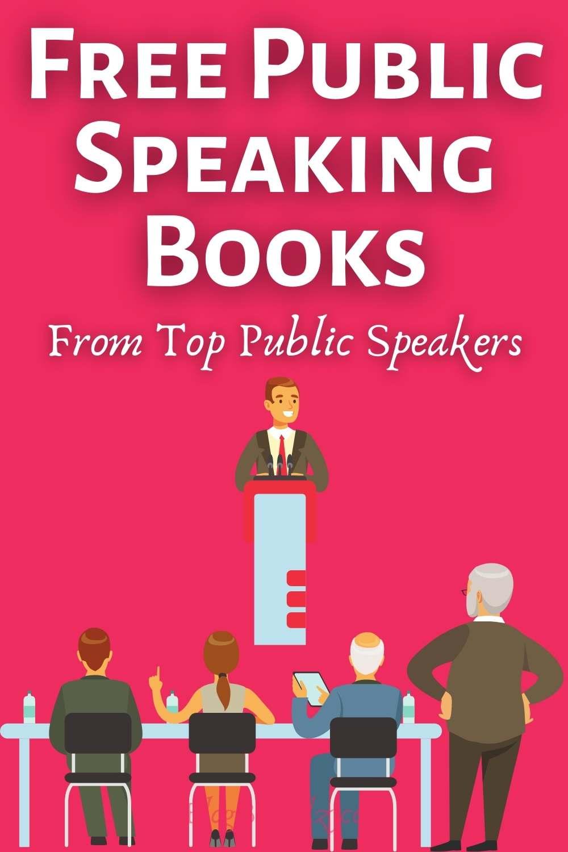 Free Public Speaking Books
