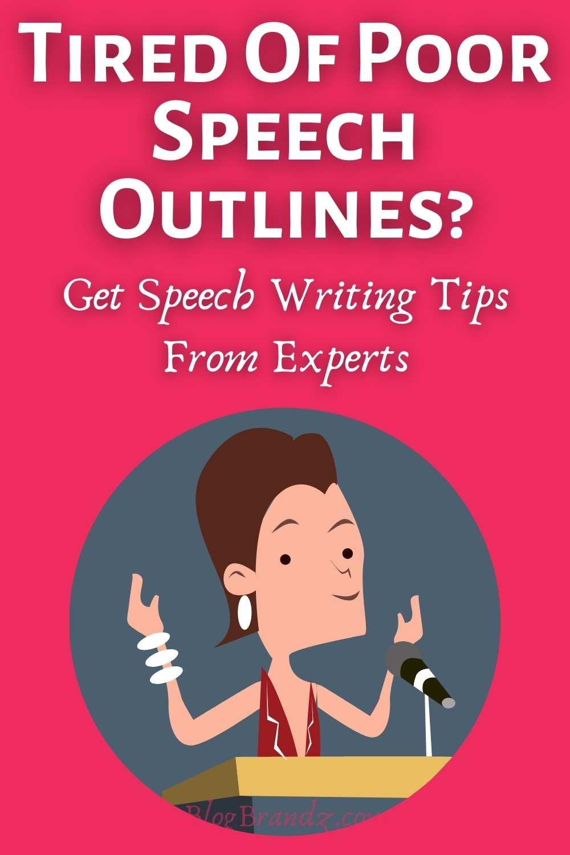 Speech Outline