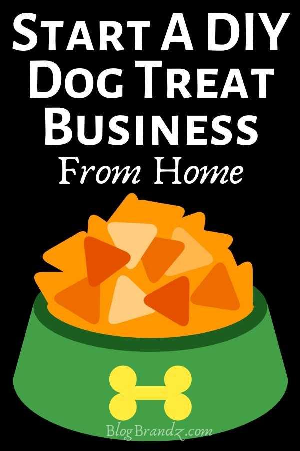 DIY Dog Treat Business