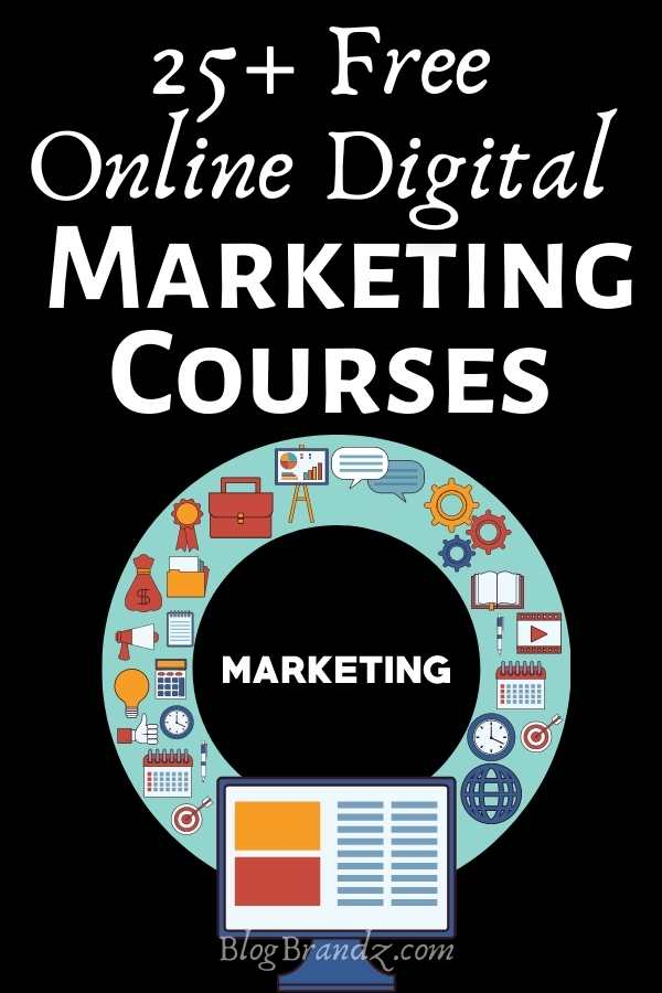 Free Online Digital Marketing Courses