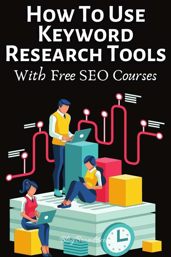 How To Use Keyword Research Tools