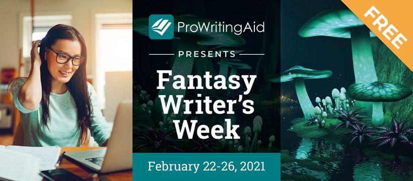 Fantasy Writers Week