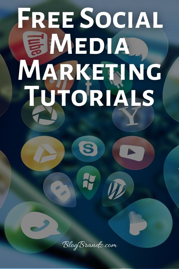 Free Social Media Marketing Tutorials