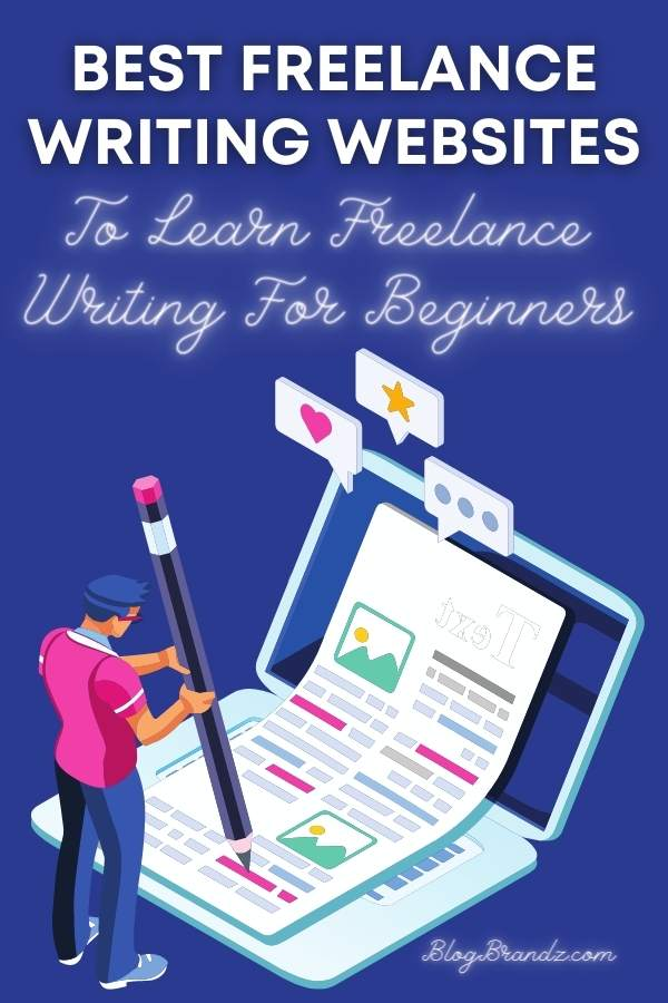 Best Freelance Writing Websites