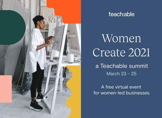 Women Create 2021