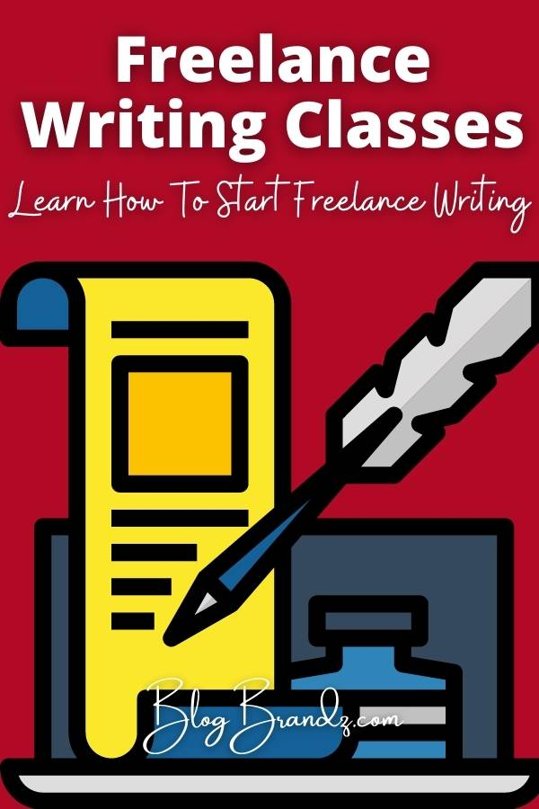 Freelance Writing Classes