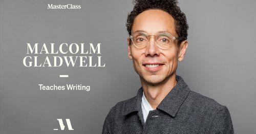 Malcolm Gladwell Masterclass