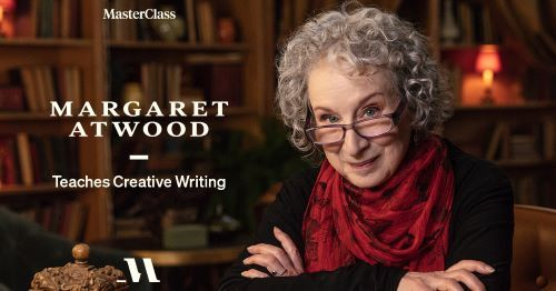 Margaret Atwood Masterclass