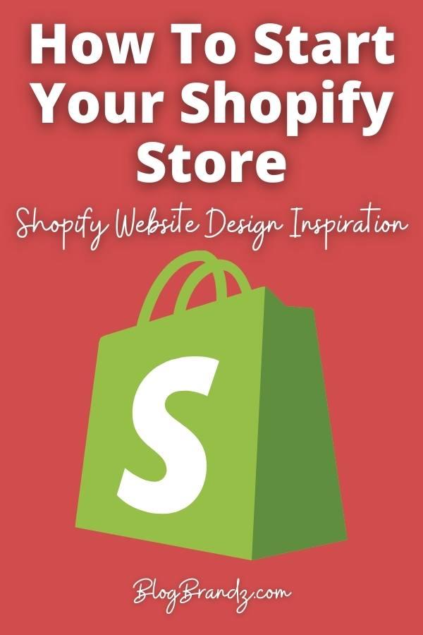 Shopify Website Design Inspiration