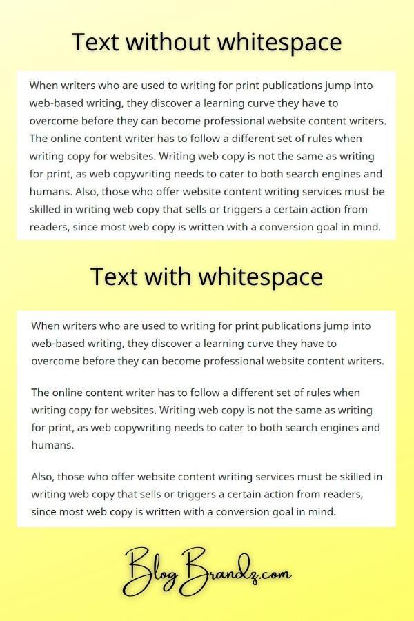 Web Content Layout