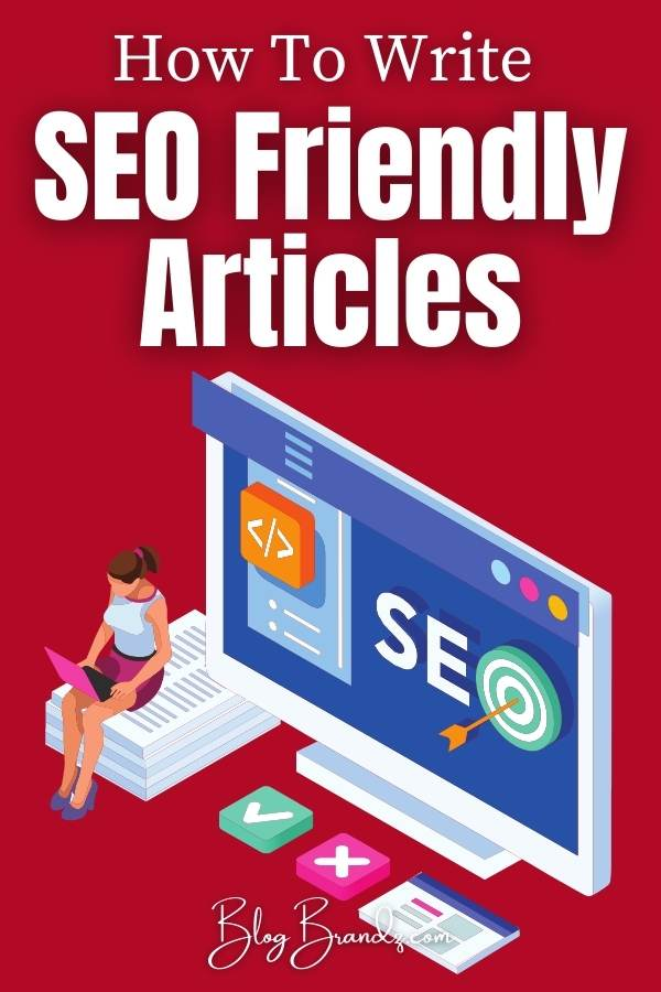 SEO Friendly Article
