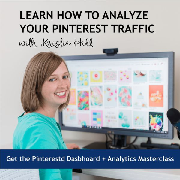 Pinterest Dashboard + Analytics Masterclass