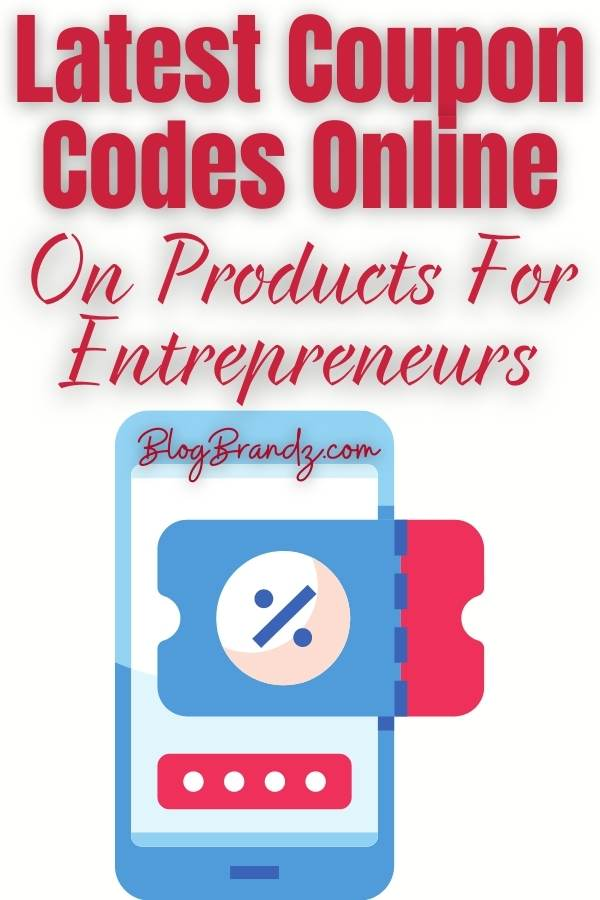 Coupon Codes Online