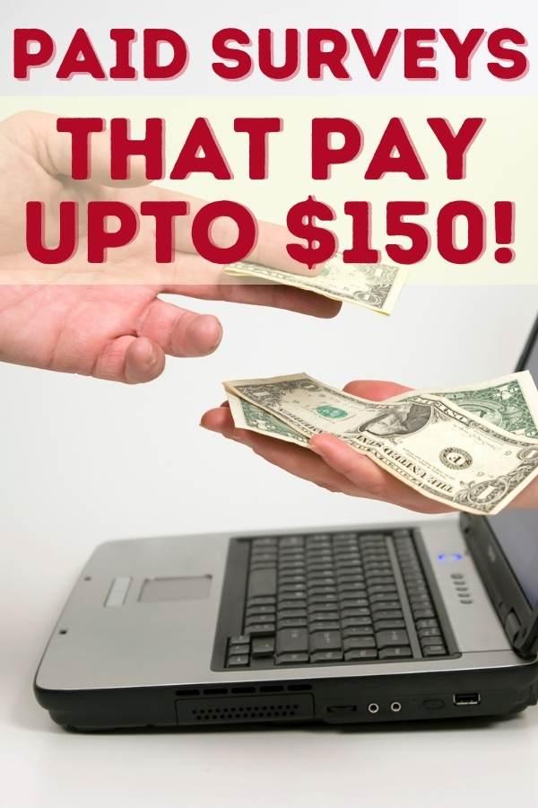 Paid Surveys Earn Money