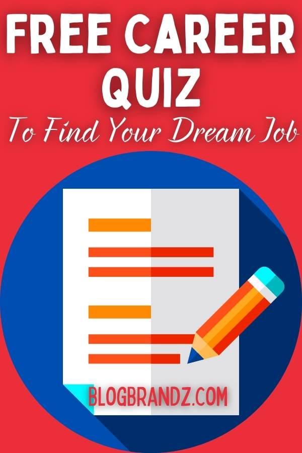 Free Career Quiz