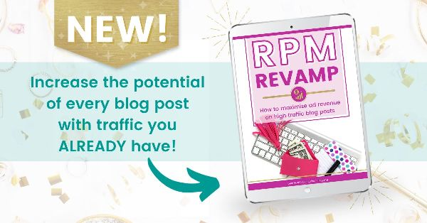 Increase Blog Ad Revenue with RPM Revamp
