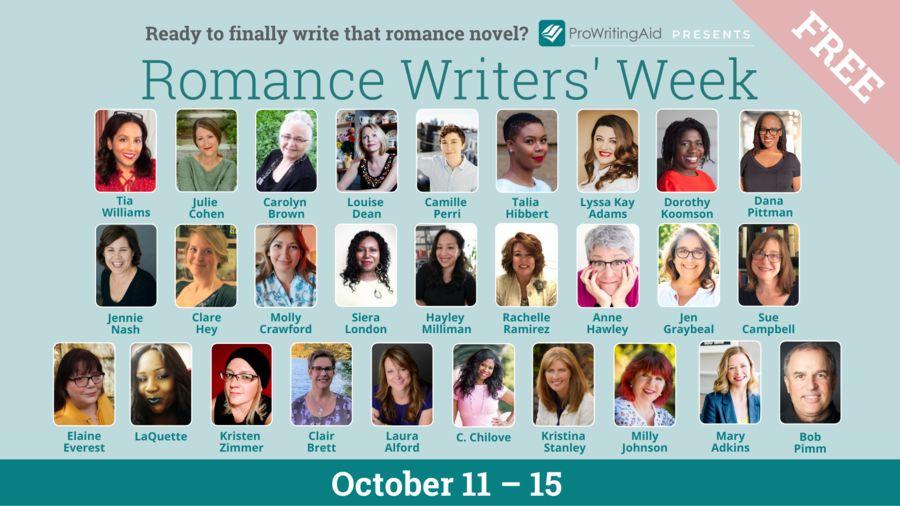 romance writers week