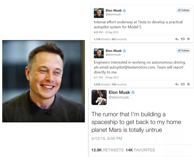 how to build a personal brand like elon musk